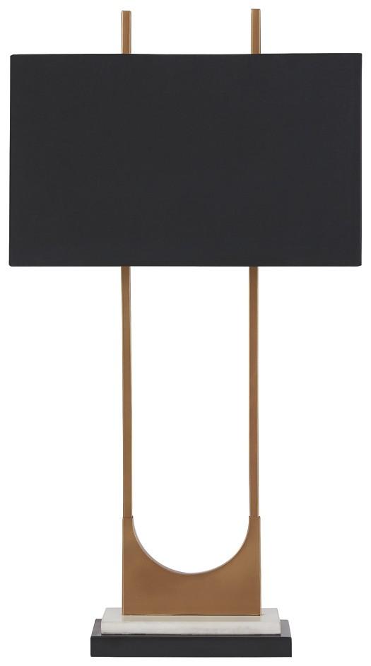 Malana - Metal Table Lamp (1/CN)