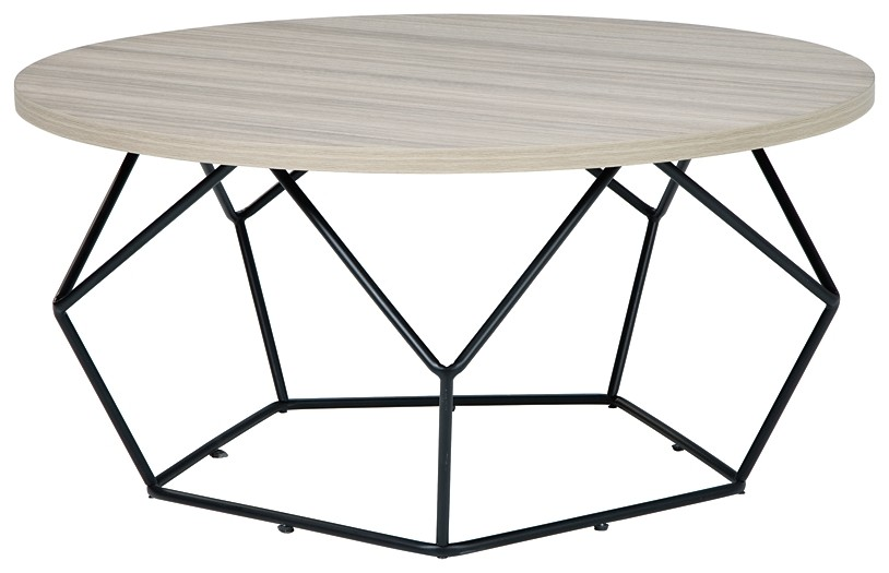 Waylowe - Round Cocktail Table