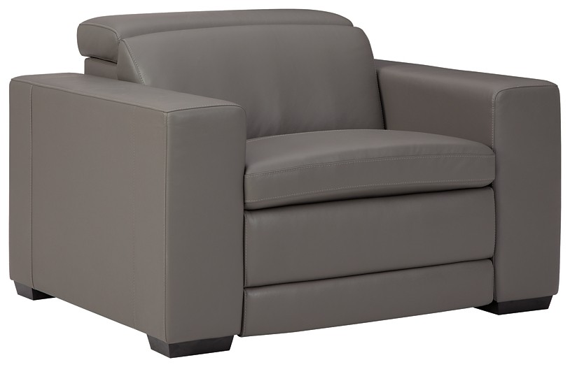 Texline - PWR Recliner/ADJ Headrest