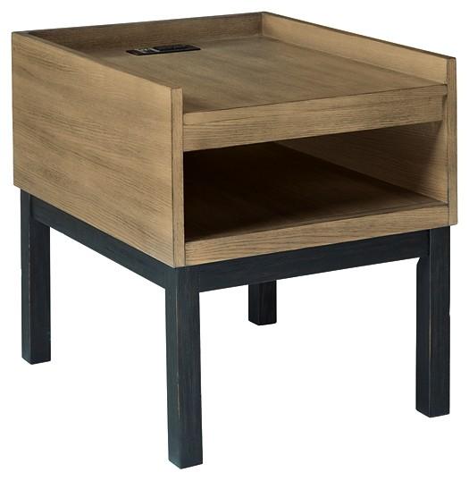 Fridley - Rectangular End Table