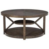 Jessoli - Round Cocktail Table
