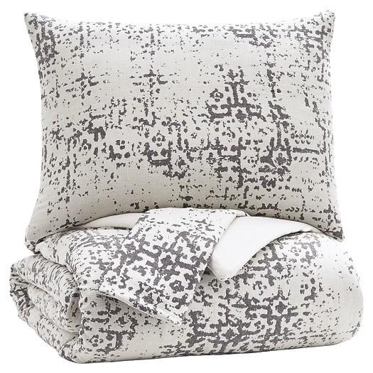 Addey - King Comforter Set