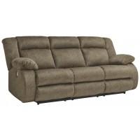 Burkner - Reclining Power Sofa