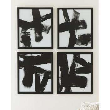 Doro - Wall Art Set (4/CN)