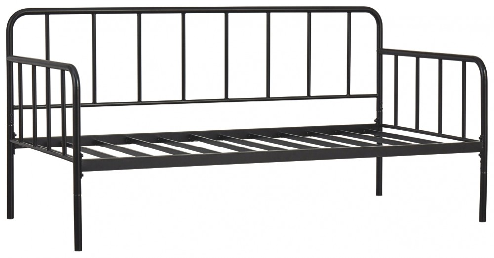 Trentlore - Twin Metal Day Bed w/Platform