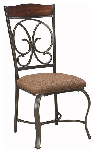 Glambrey - Dining UPH Side Chair (1/CN)