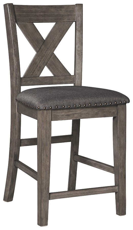 Caitbrook - Upholstered Barstool (1/CN)