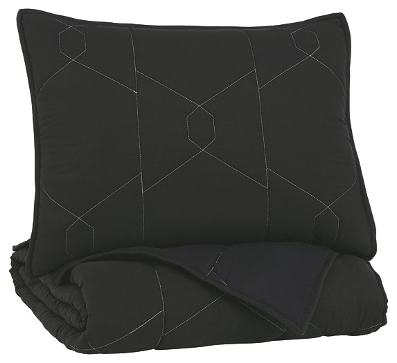 Meliora - Twin Quilt Set