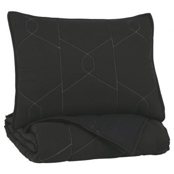 Meliora - Twin Quilt Set