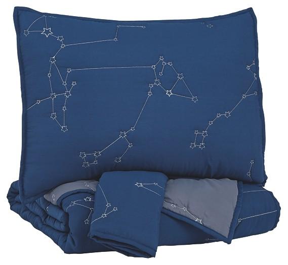 Ekin - Full Quilt Set
