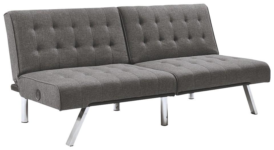 Sivley - Flip Flop Armless Sofa