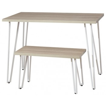 Blariden - Desk w/Bench
