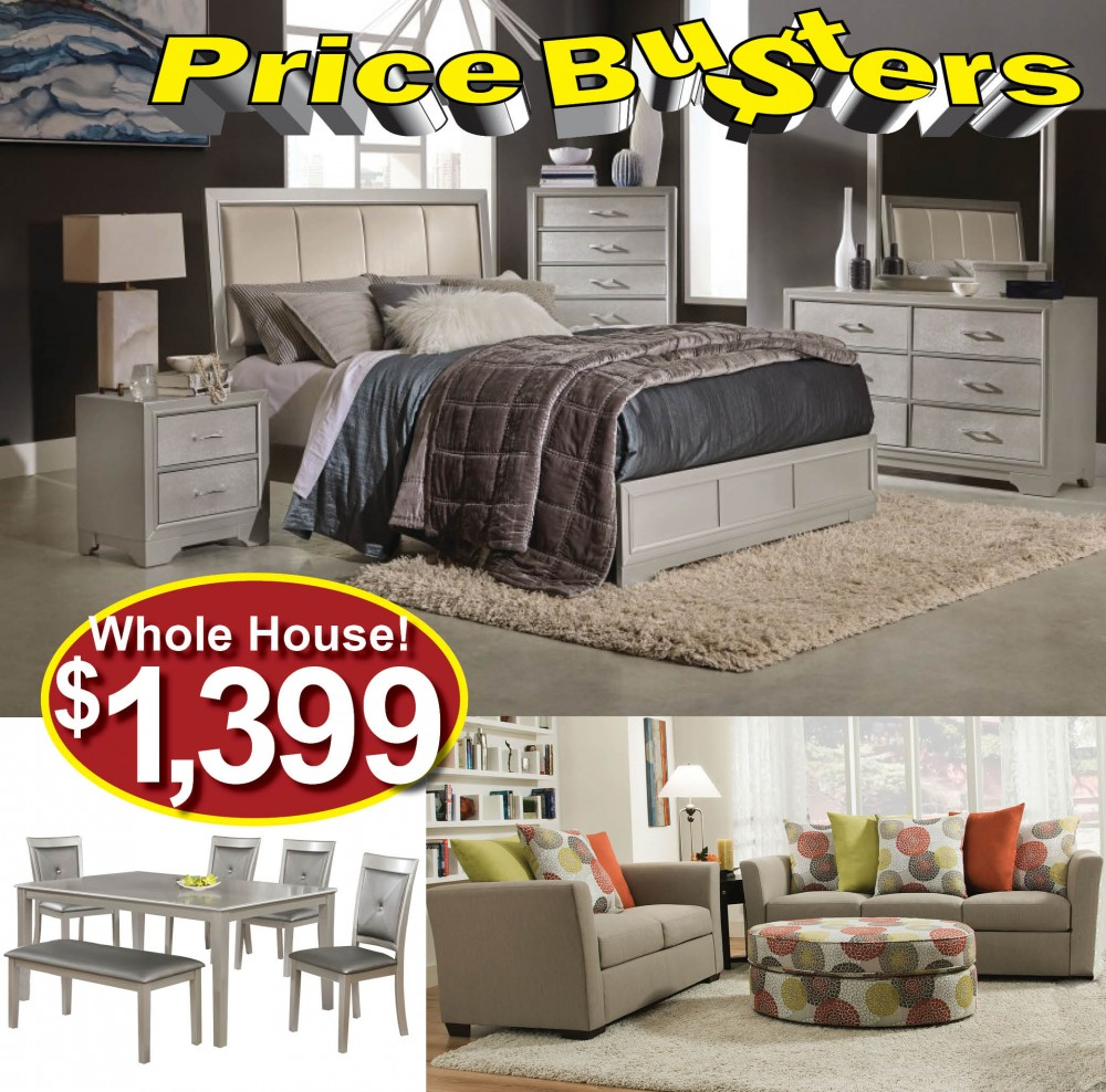 Discount Furniture Package #9