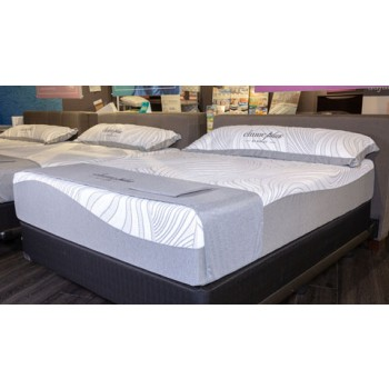 Ashley 12 inch memory foam mattress