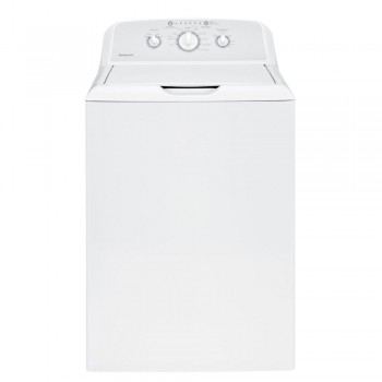 Hotpoint 3.8cf SS Tub Washer