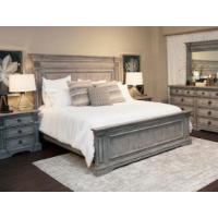 Grey Fog Bedroom - King or Queen