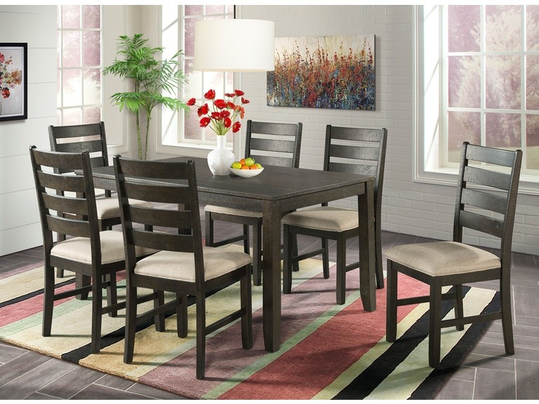 Urban Table with 6 Chairs
