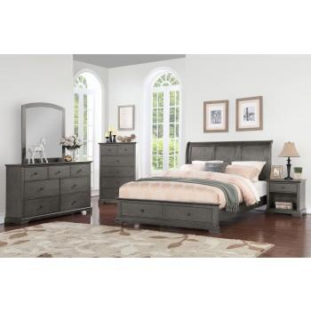 Jeremy Dresser Mirror Queen Bed