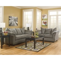 Darcy Contemporary Sofa & Love Seat Set