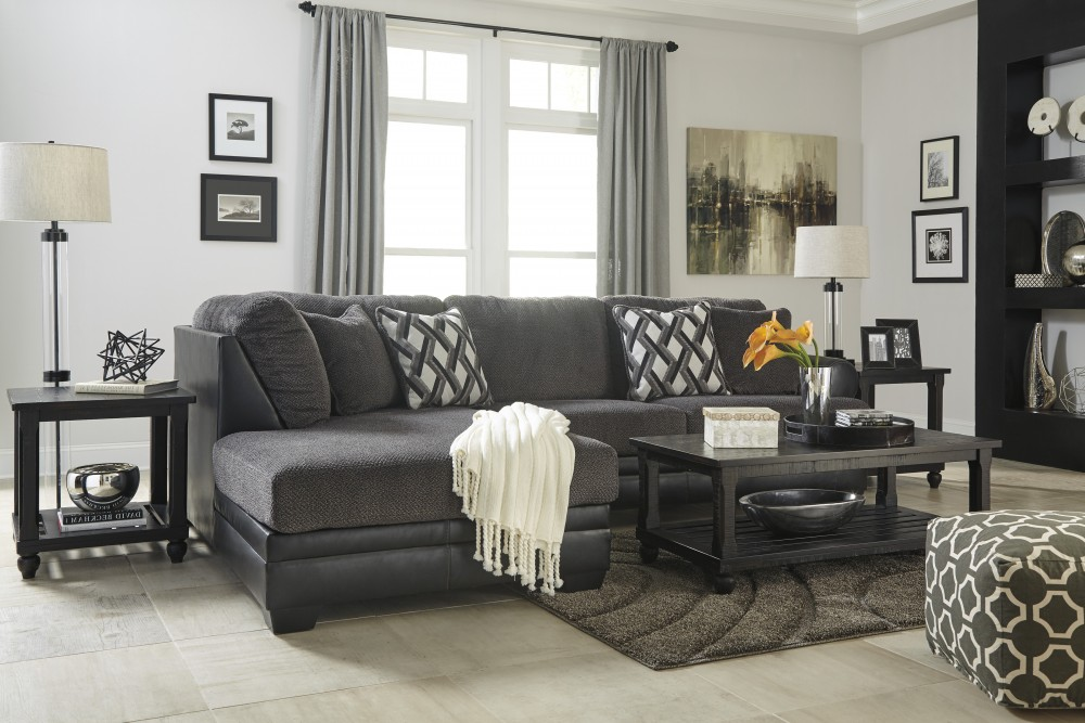 Kumasi 2 Piece Chaise Sectional