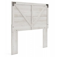 Shawburn - Full Panel Headboard