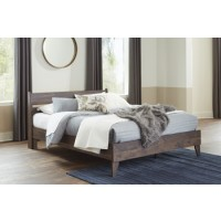 Calverson - Full Platform Bed