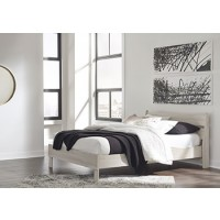 Socalle - Queen Platform Bed