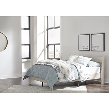 Socalle - Full Platform Bed