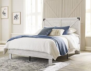 Shawburn - Full Platform Bed