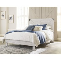 Shawburn - Full Platform Bed