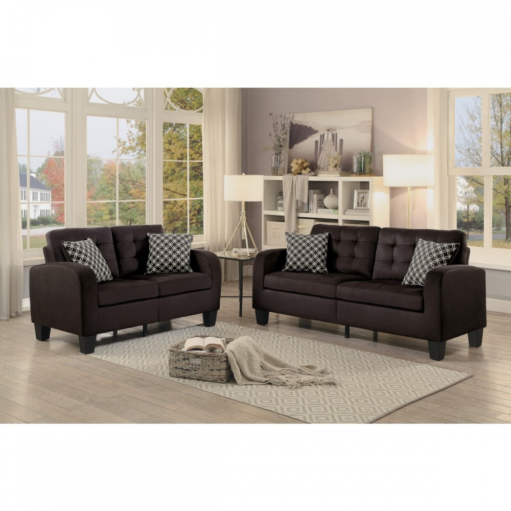 Sinclair Sofa And Love Seat Set