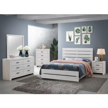 Zachary Dresser Mirror Queen Bed
