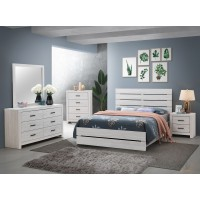 Zachary Dresser Mirror Queen Bed