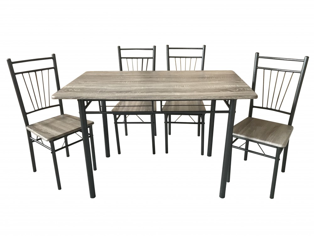 Dana Table & 4 Chairs