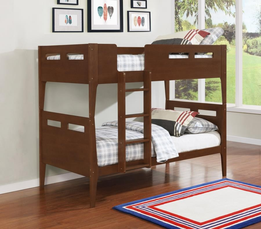 Livermore Bunk Bed Bunk Bed 401663 Bunk Beds Home Furnishing