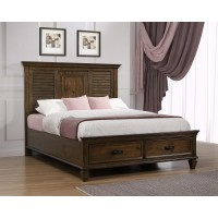 FRANCO COLLECTION - Queen Bed