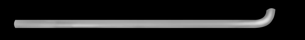 Kawneer 32in Cover- Right - Aluminum