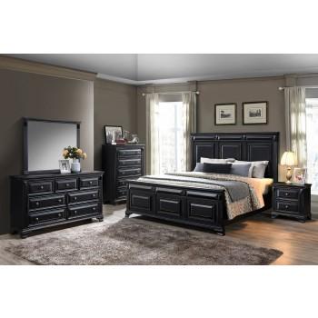 Ravenwood Dresser Mirror Queen Bed