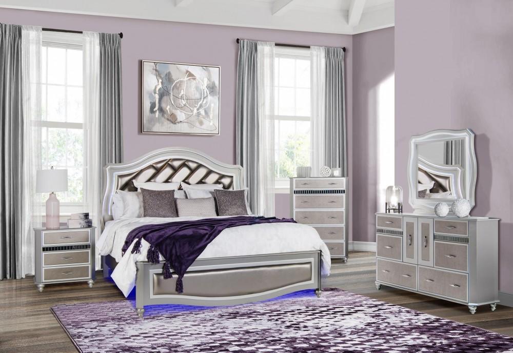 Remi Dresser Mirror Queen Bed Remi Set Bedroom Sets Price