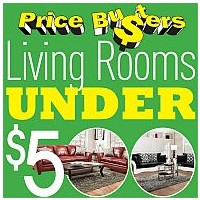 Living Rooms Under $500