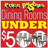 Dining Rooms Under $500