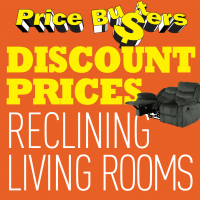 Discount Reclining Living Rooms