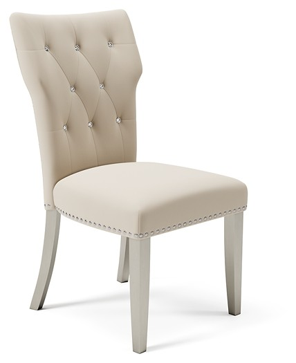 Chevanna - Dining UPH Side Chair (2/CN)