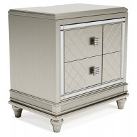 Chevanna - Two Drawer Night Stand