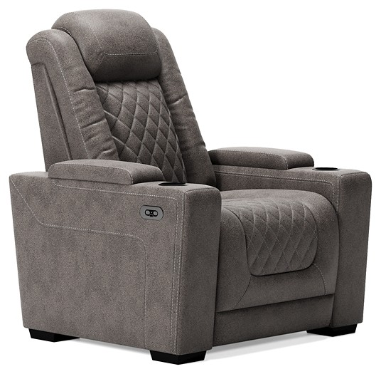 HyllMont - PWR Recliner/ADJ Headrest