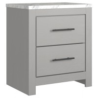 Cottonburg - Two Drawer Night Stand