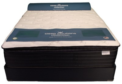 Twin Renaissance Pillow Top Mattress Set