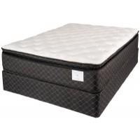 Full Salem Pillow Top Mattress Set