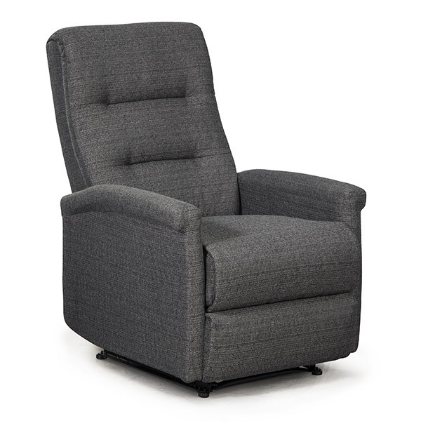 Tyree Charcoal Rocker Recliner