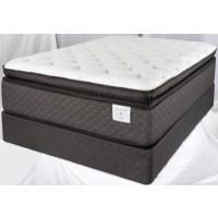 Full Hanover Pillow Top Mattress Set